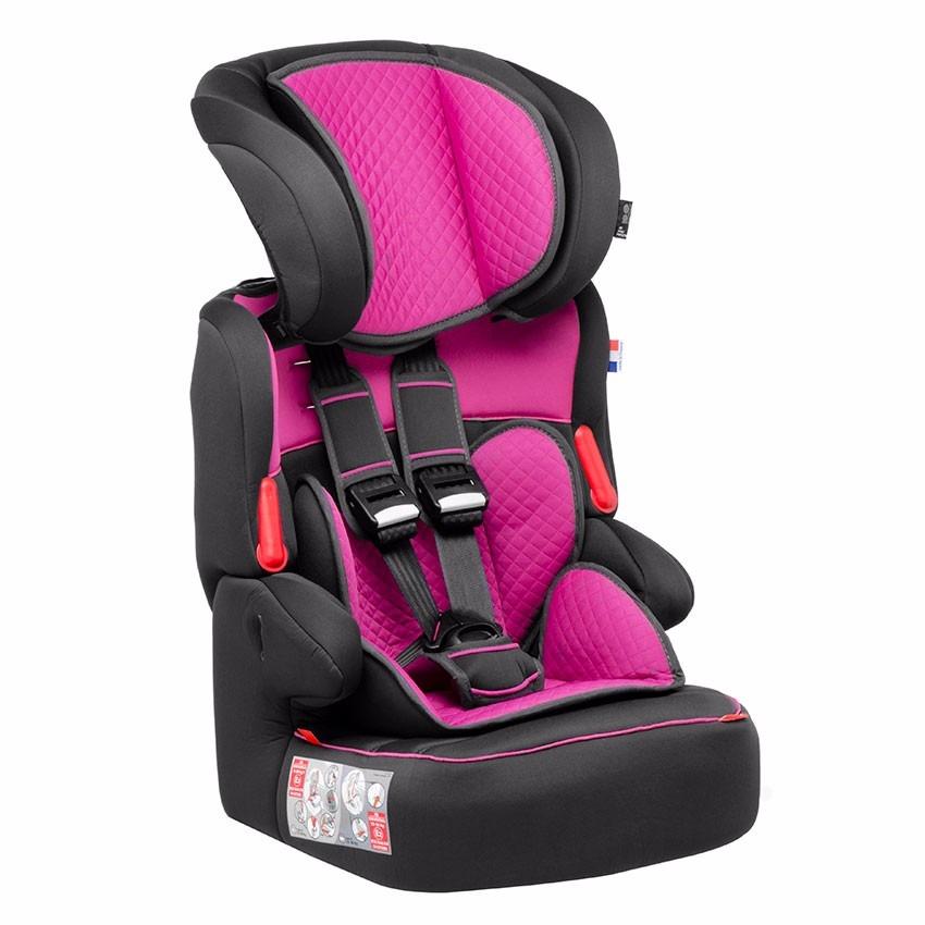 Auto asiento para bebe booster comodo seguro prinsel for Asiento de bebe para auto