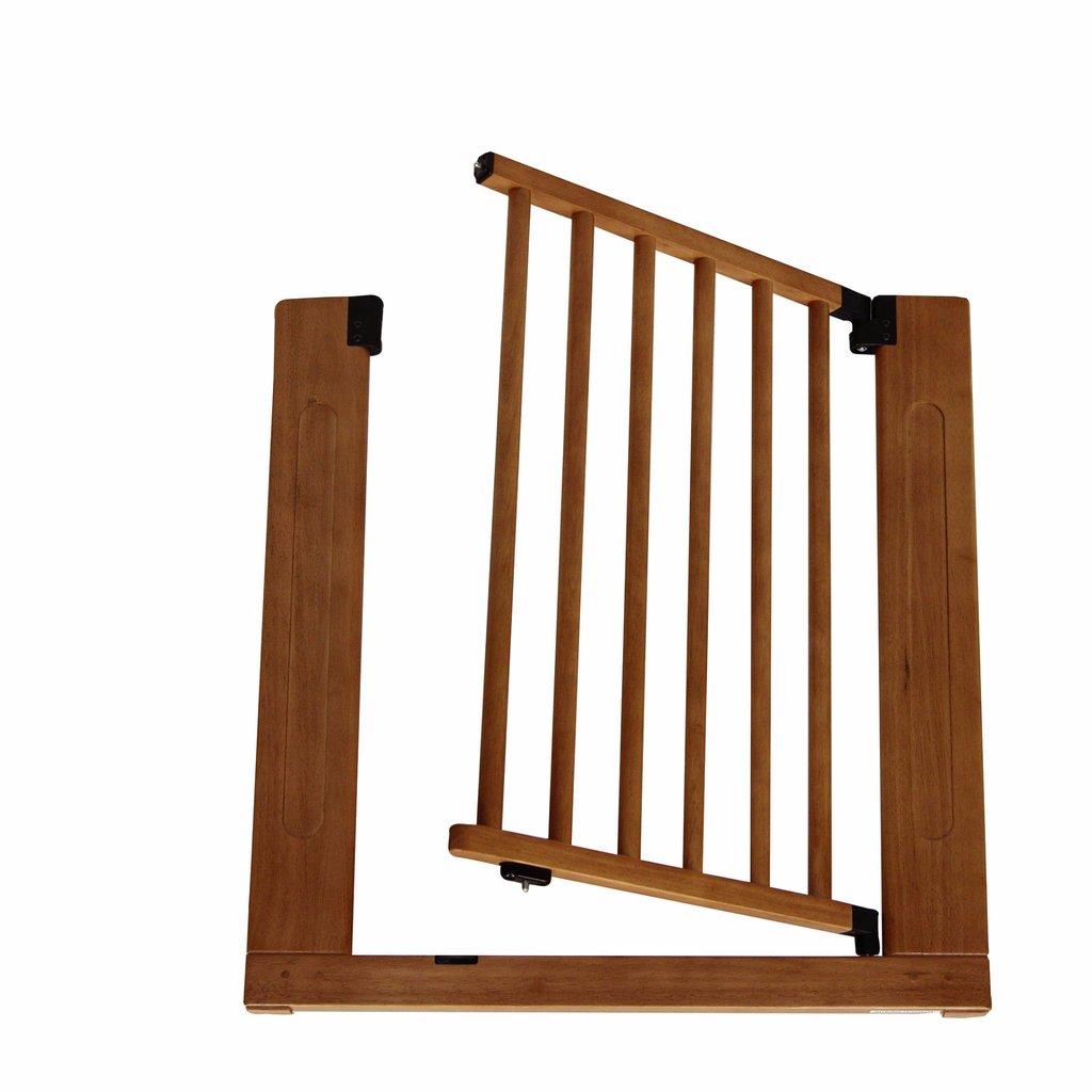 Puerta de madera dora prinsel para bebe bisagras de - Bisagras para madera ...